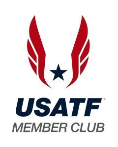 USATF Member Club Logo